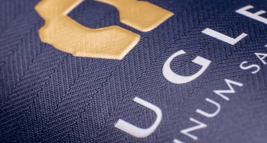 Druck, Etiketten, Veredelung, Goldfolie, Metalic Gold, Textur, Wein, Kugler